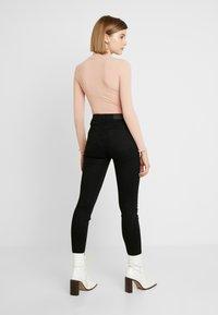 Vila - Jeans Skinny Fit - black - 2