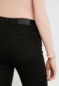 Vila - Jeans Skinny Fit - black - 5