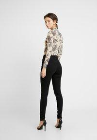 Vila - Jeans Skinny - black denim - 2