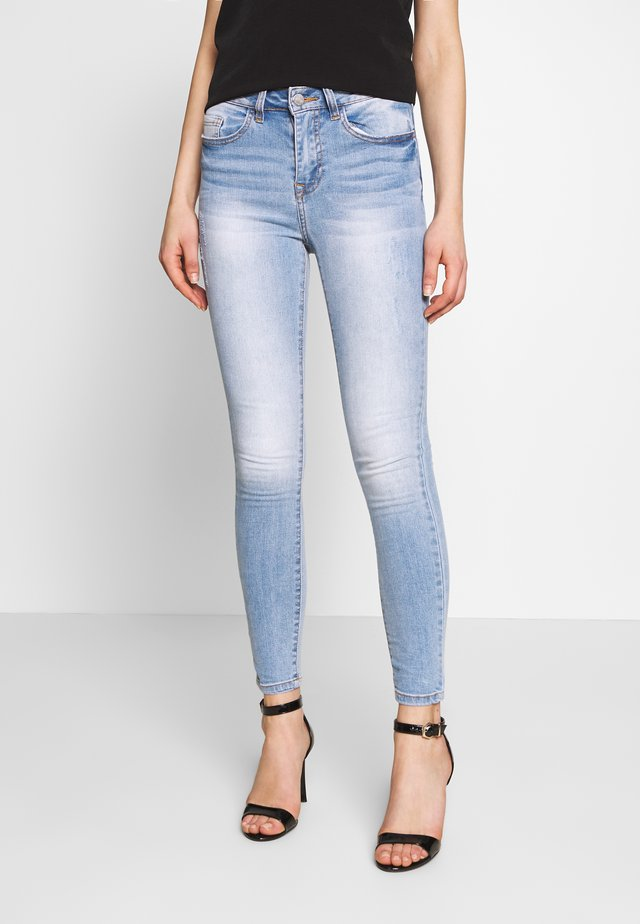 VIEKKO - Slim fit jeans - light blue