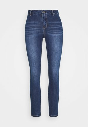 VICOMMIT - Jeans Skinny - dark blue denim