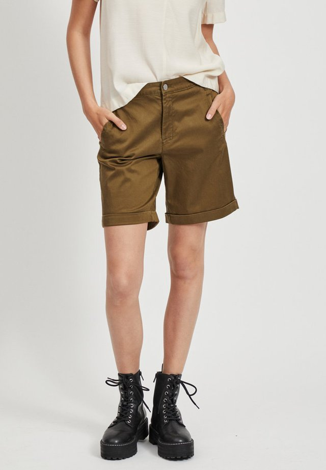 VICHINO RWRE - Shorts - dark olive