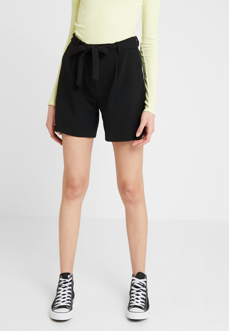 Vila - VILOAN  - Shorts - black