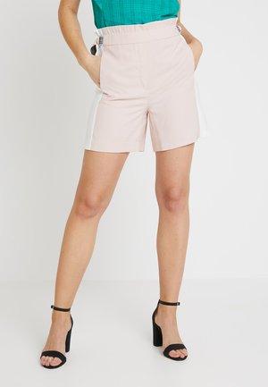 VISANI - Shorts - rose smoke