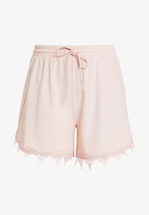 VIBOUDOIRI - Shorts - rose smoke