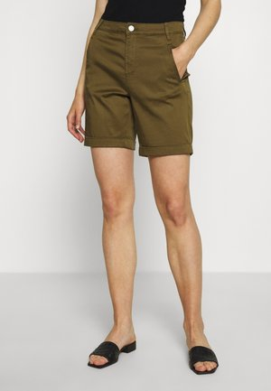 VICHINO NEW - Shorts - dark olive