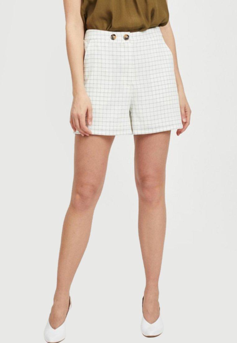 Vila - Shorts - off-white
