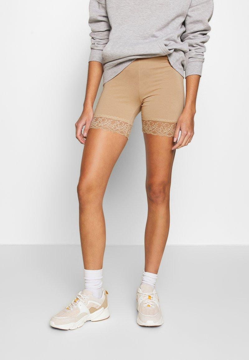 Vila - Shorts - beige