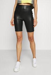 Vila - VIHAILEY FESTIVAL - Shorts - black - 0