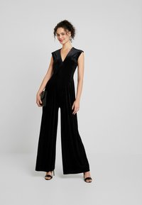 Vila - Jumpsuit - black - 1