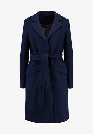 Płaszcz wełniany /Płaszcz klasyczny - total eclipse