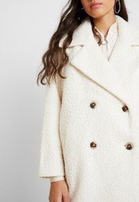 Vila - Zimní kabát - whisper white - 5