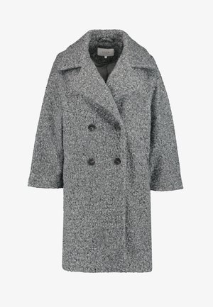 Mantel - medium grey melange