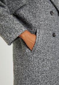 Vila - Kåpe / frakk - medium grey melange - 6