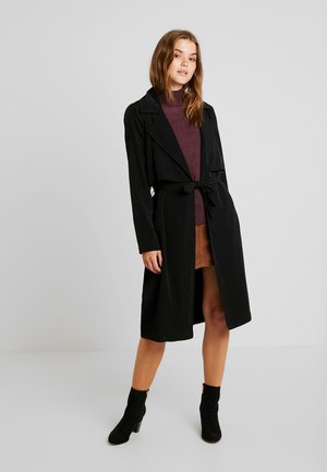 VILEYLA - Trenchcoat - black