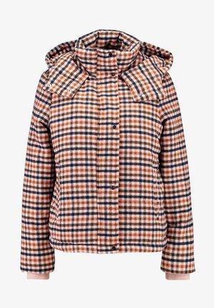 VIAI PUFF JACKET - Light jacket - rose smoke/navy blazer
