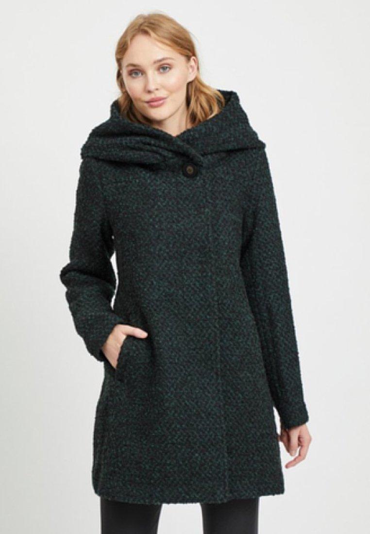 Vila - Short coat - green