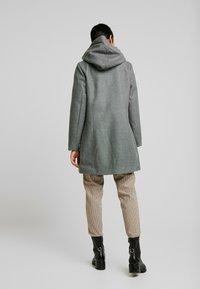 Vila - Abrigo - medium grey melange - 2