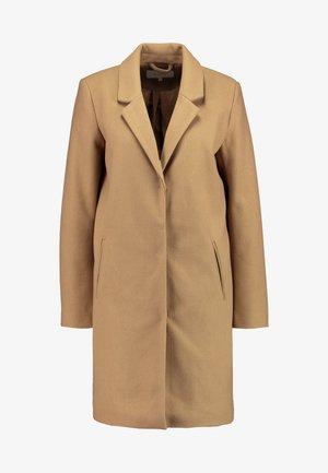 Classic coat - dusty camel