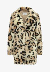 Vila - Classic coat - soft camel - 4
