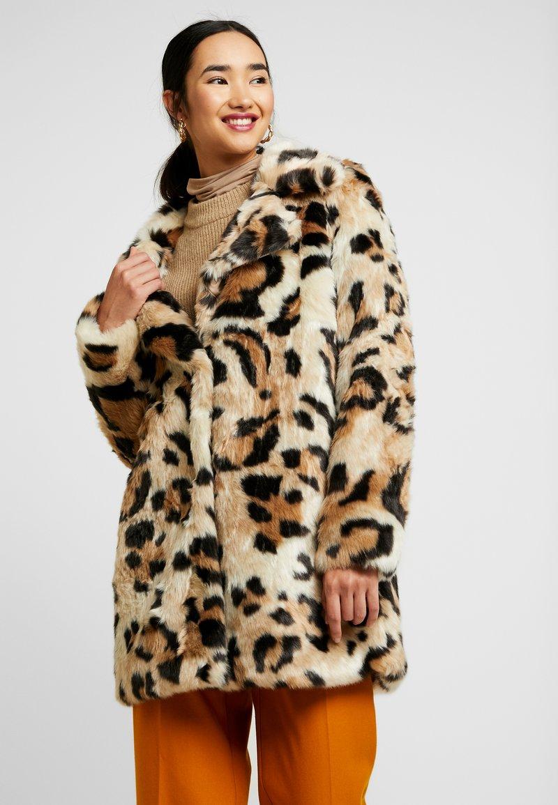 Vila - Classic coat - soft camel