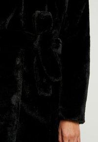 Vila - Classic coat - black - 5