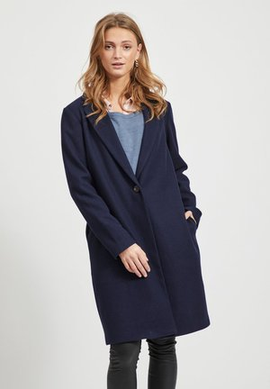 VICOOLEY NEW COAT - Płaszcz wełniany /Płaszcz klasyczny - navy blazer