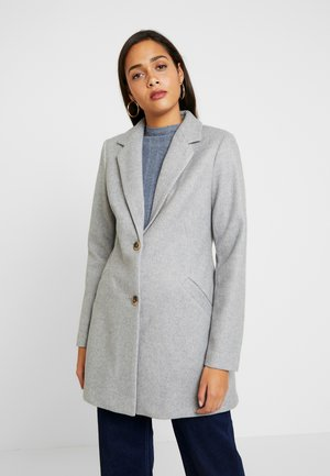 VIZILJA  - Cappotto corto - medium grey / melange