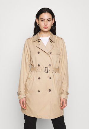 VIMOVEMENT - Trenchcoats - beige
