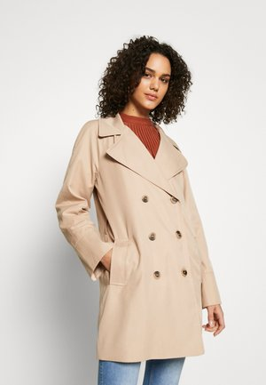 VIPARUS NEW - Trench - brown