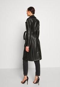 Vila - VIPEN  - Classic coat - black - 2
