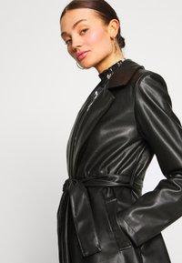Vila - VIPEN  - Classic coat - black - 4