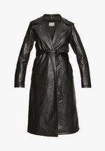 VIPEN  - Classic coat - black