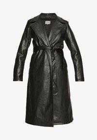 Vila - VIPEN  - Classic coat - black - 3