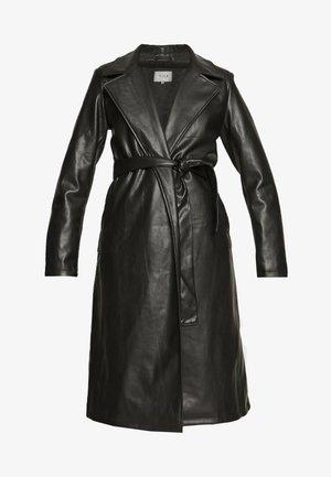 VIPEN  - Płaszcz wełniany /Płaszcz klasyczny - black