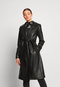 Vila - VIPEN  - Classic coat - black - 0