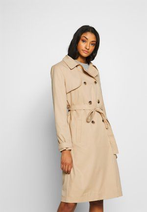 VIMOVEMENT LONG - Trench - beige