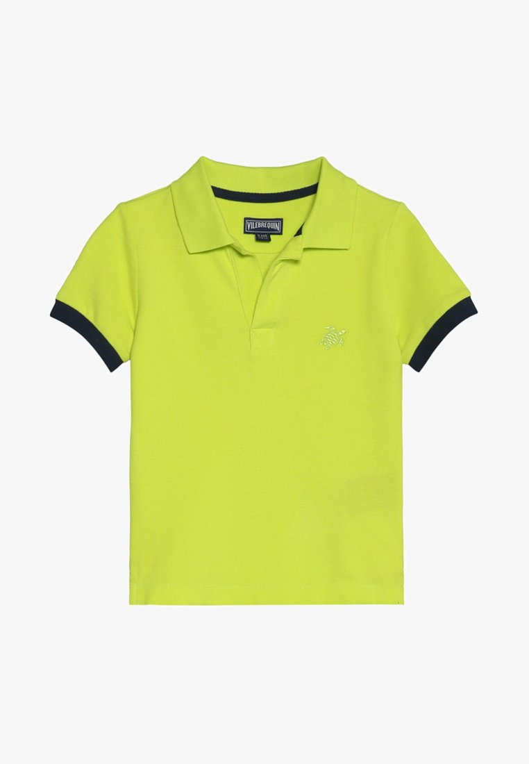 Vilebrequin - Polo shirt - Chartreuse