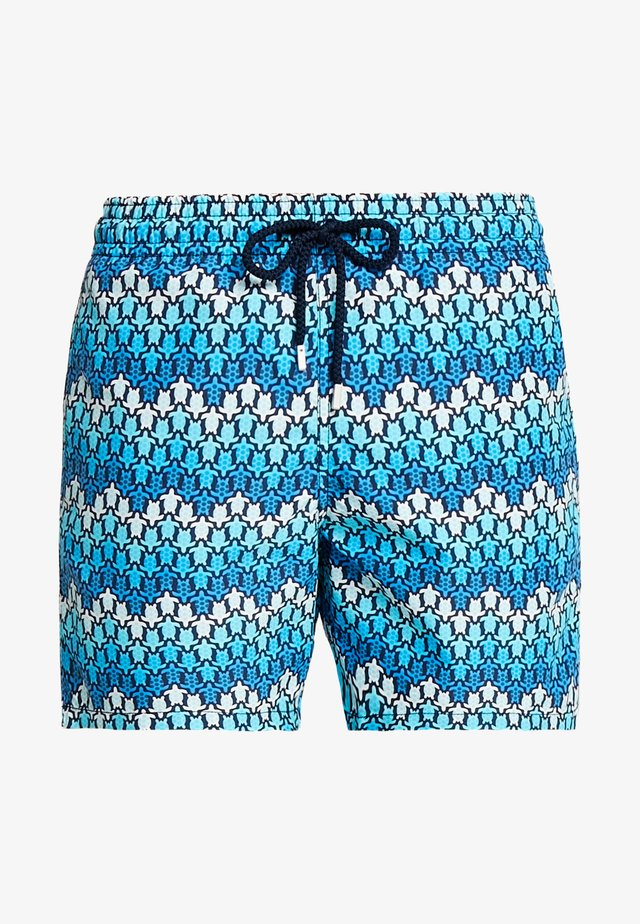 MOOREA - Badeshorts - blue marine
