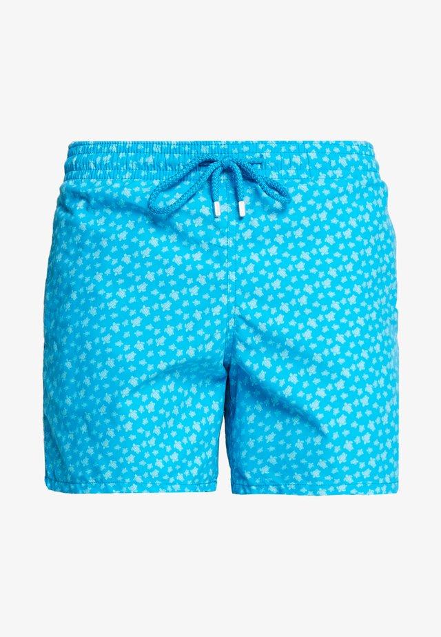 MOOREA - Badeshorts - bleu hawai