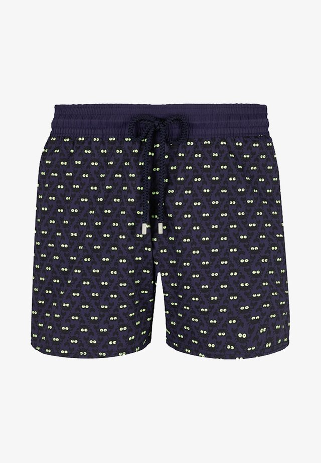 CRABS GLOW - Swimming shorts - midnight blue