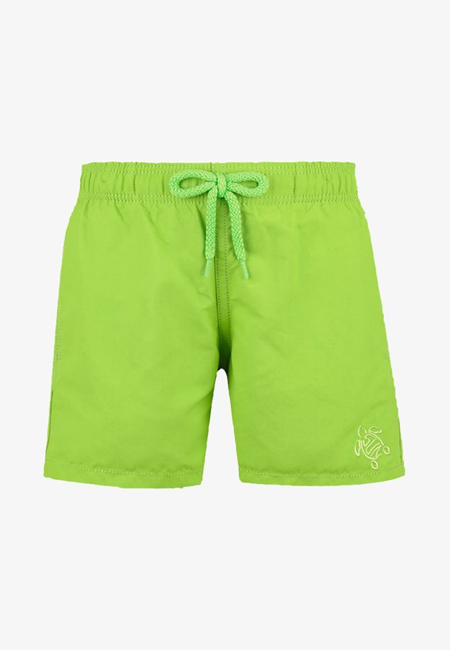 Short de bain - light green