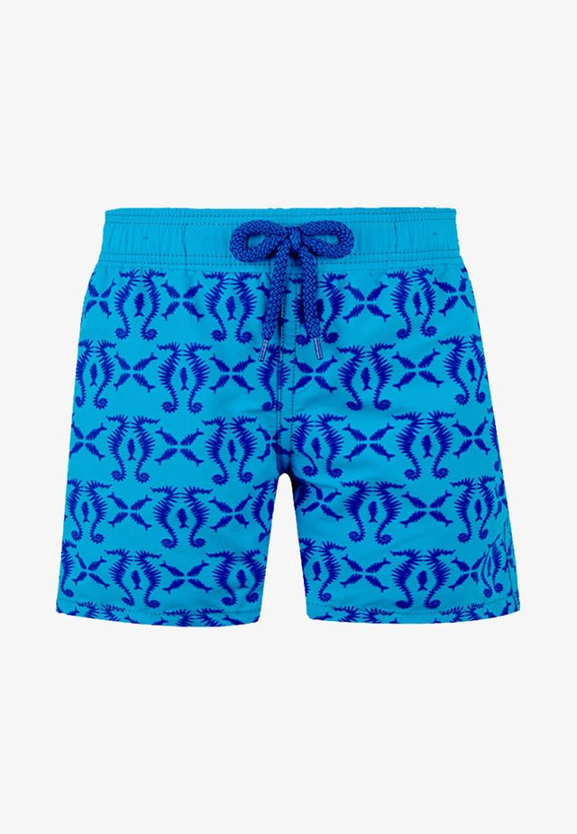 HIPPOCAMPES - Swimming shorts - light blue
