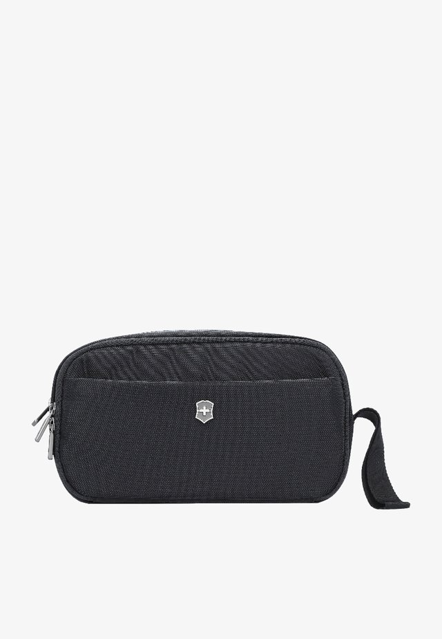 WERKS TRAVELER - Wash bag - black