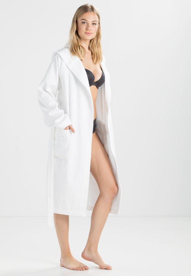 TEXAS - Peignoir - weiß