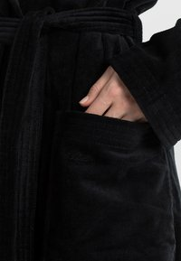 Vossen - TEXAS - Dressing gown - schwarz - 4