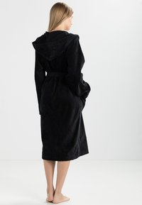 Vossen - TEXAS - Dressing gown - schwarz - 2