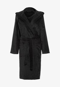 Vossen - TEXAS - Dressing gown - schwarz - 3