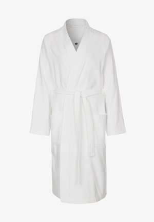 DALLAS - Dressing gown - white