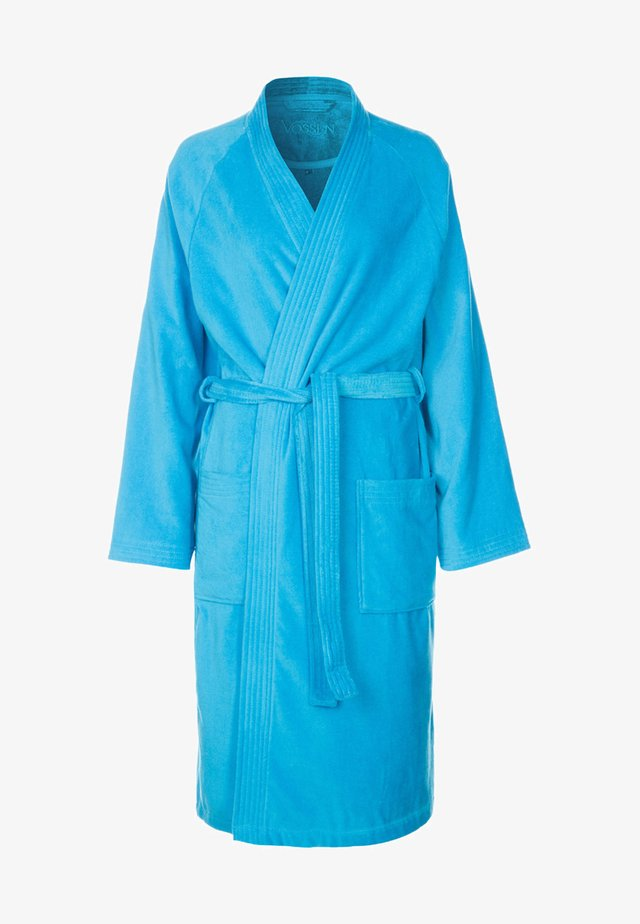 DALLAS - Dressing gown - turquoise